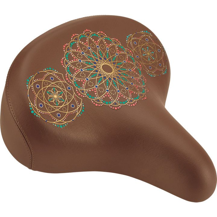 Electra Electra Mandala Vintage Brown Saddle