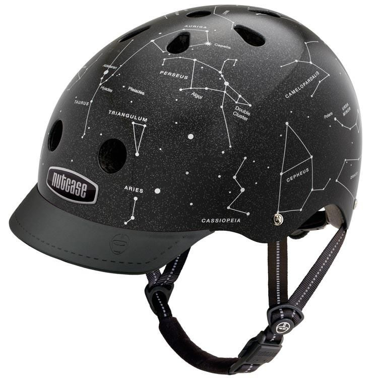 Nutcase Constellations Street Helmet - M