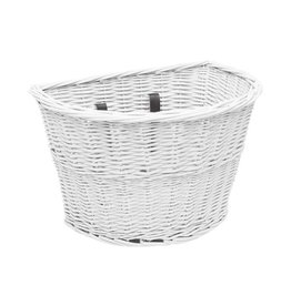Electra Electra Wicker Basket White