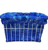 Cruiser Candy Blue Jeans Basket Liner