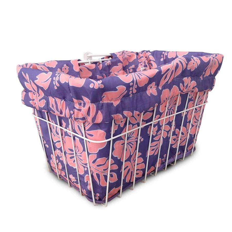 Cruiser Candy Paradise Punch Hibiskus Basket Liner