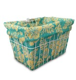 Cruiser Candy Honey Dew Hibiscus Basket Liner