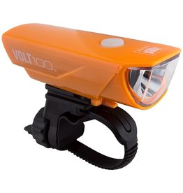 Cateye Cateye Headlight 100 Volt Orange
