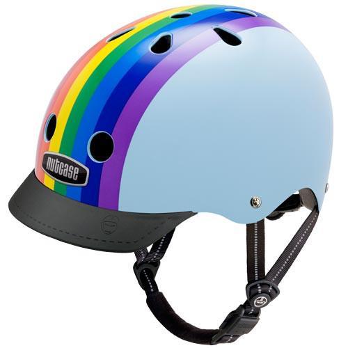 Nutcase Rainbow Sky Street Helmet - L