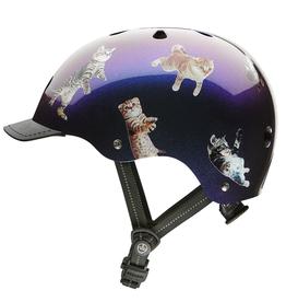 Nutcase Space Cats Street Helmet - M