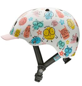 Nutcase Little Nutty Owl Party Street Helmet - XS