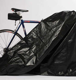 "Zerust Rust-Preventive Bicycle Storage Bag 84""x59"" with heavy duty zipper"