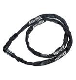 Abus ABUS Chain Lock Combo Black 110cm