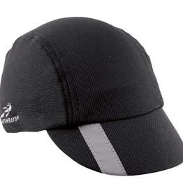 Headsweats Headsweats Cycle Cap Black