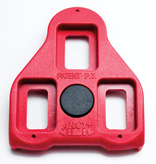 Ultracycle UC Road Cleats Look Delta 9DEG Red
