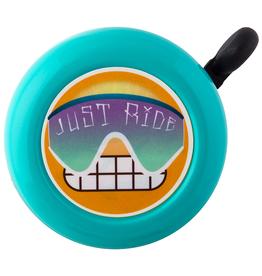 SunLite SunLite Bell Emoji Teal Just Ride