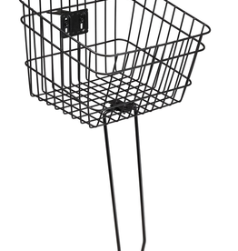 Firmstrong Firth Sports Large Wire Basket Black