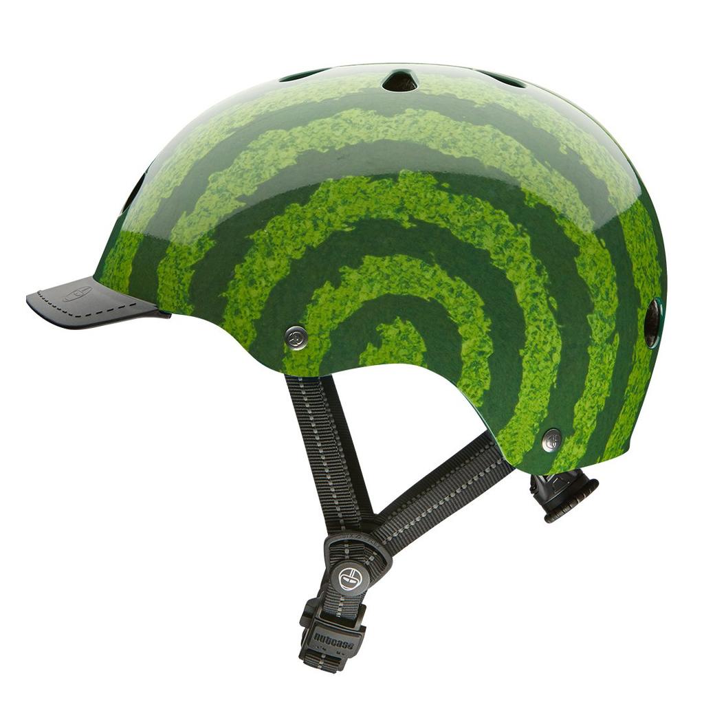 Nutcase Watermelon Street Helmet - M