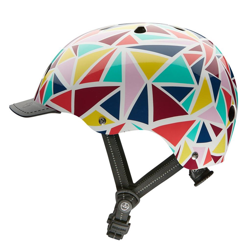 Nutcase Kaleidoscope Street Helmet - S