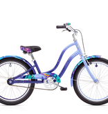 "Electra Enchanted Jungle 1 20"" Girls Periwinkle Fade"