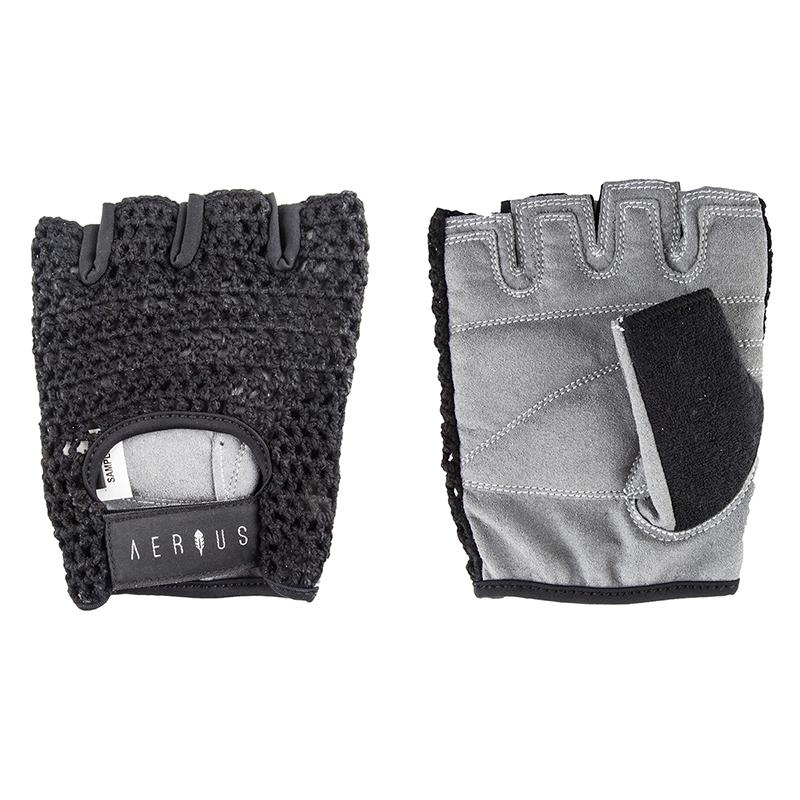 Airius Airius Retro Mesh Gloves, Large, Black