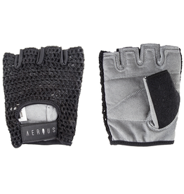 Airius Aerius Retro Mesh Gloves, Medium, Black