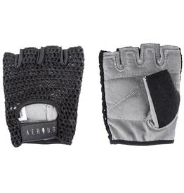 Airius Airius Retro Mesh Gloves, Medium, Black
