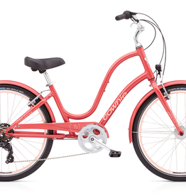"Electra Electra Townie Original 7D EQ, 24"", Ladies', Curry"
