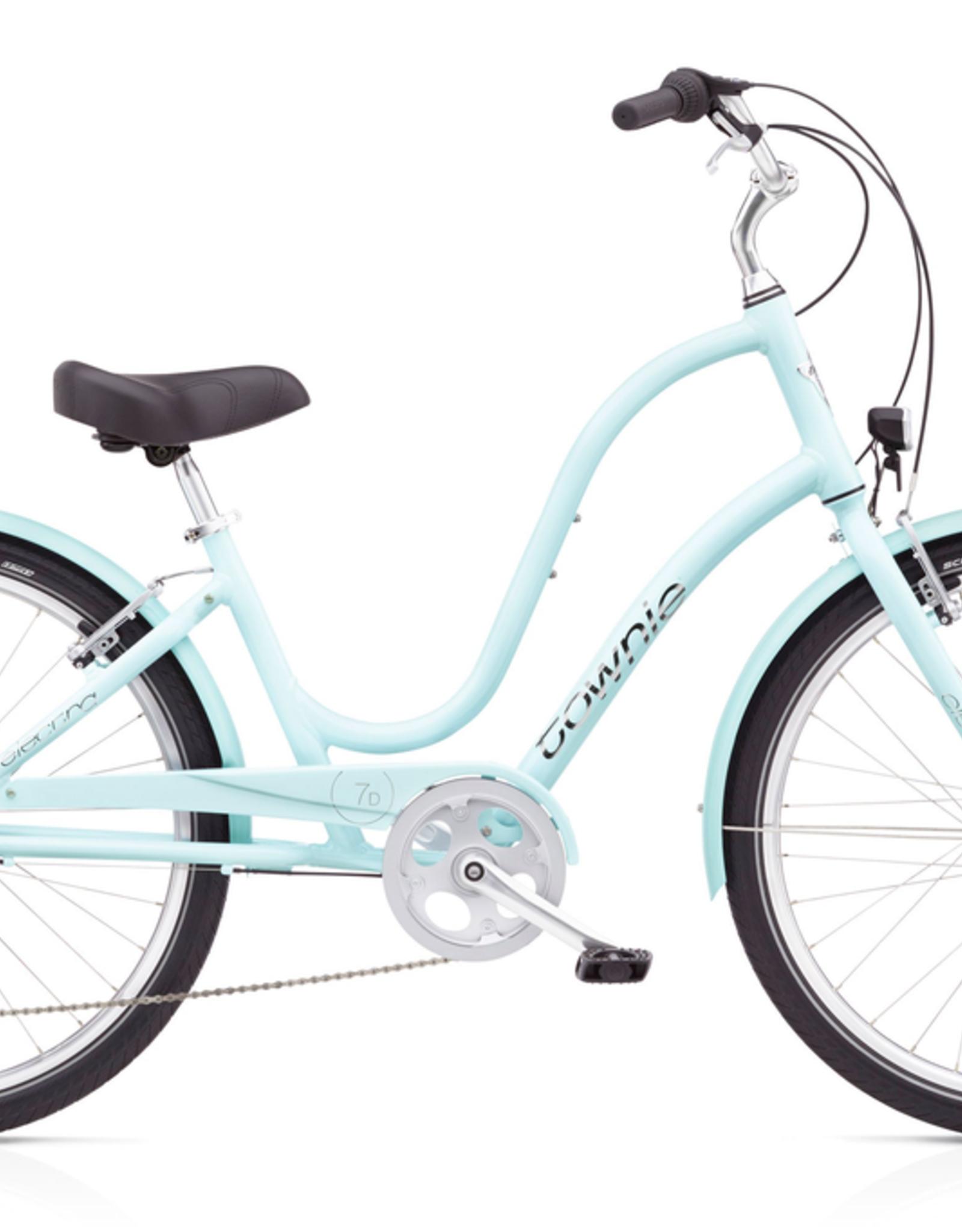 "Electra Electra Townie Original 7D EQ, 24"", Ladies', Arctic Blue"