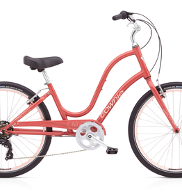 "Electra Townie Original 7D, 24"", Ladies', Curry"