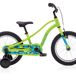 "Electra Sprocket 1 16"" Boys', Slime Green"