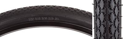 SunLite Sunlite 26 x 1-3/4 S7 Tire, blk/blk