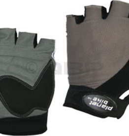 Planet Bike Planet Bike Gemini Glove: Black; Large