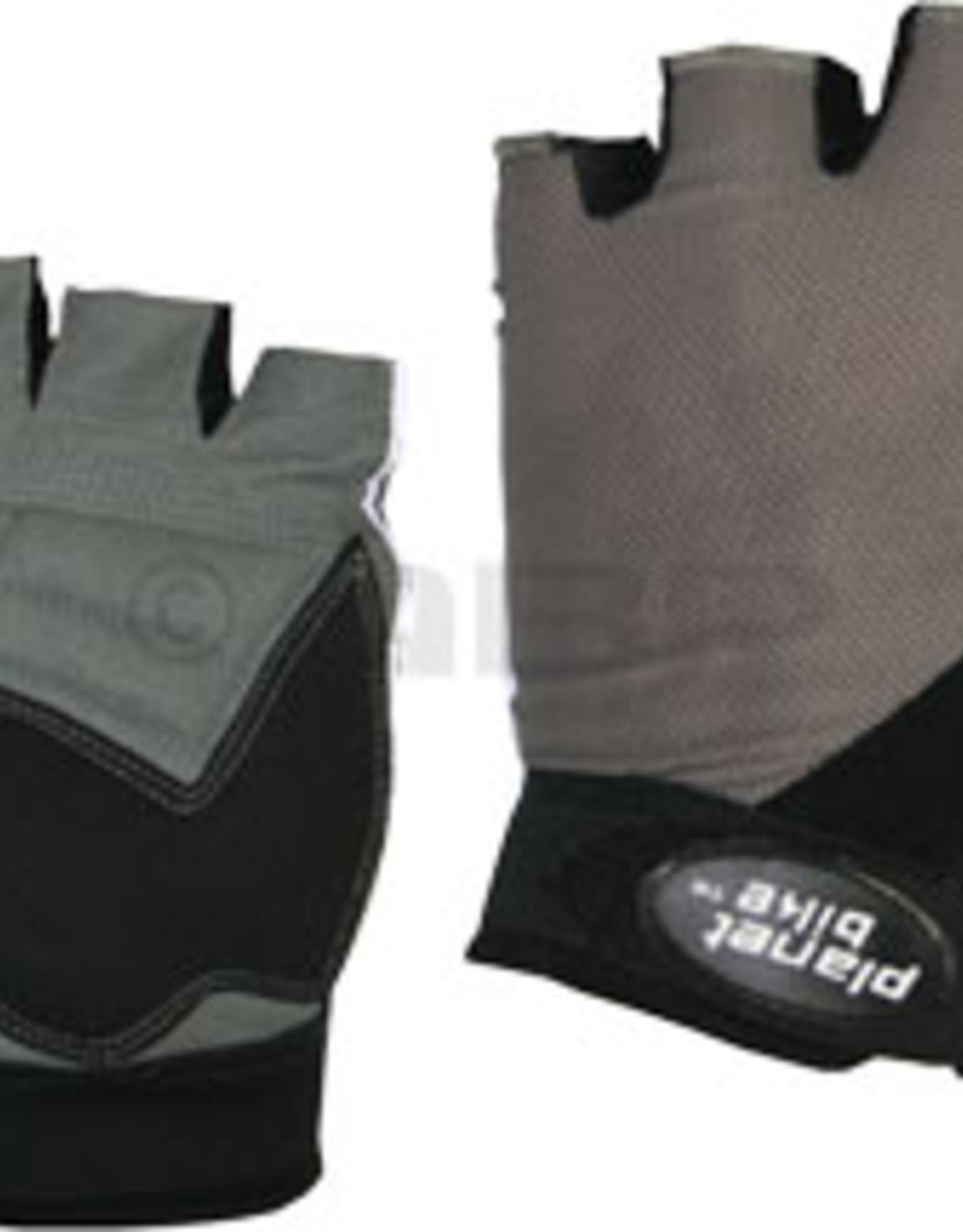 Planet Bike Planet Bike Gemini Glove: Black; X-Large