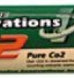 Innovations in Cycl. Innovations Co2 16g Threaded Inflation Cartridge Box of 2(DISCONTINUED)