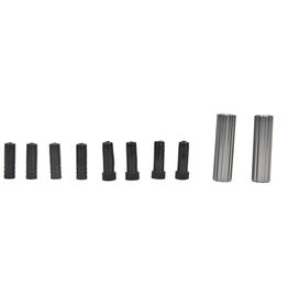 Origin8 Origin8 Inline Adjuster kit,silver - inline cable adjusters #14376
