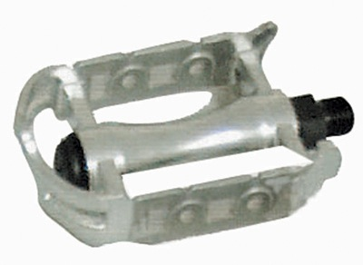 J & B Importers ,silver - pedal set #