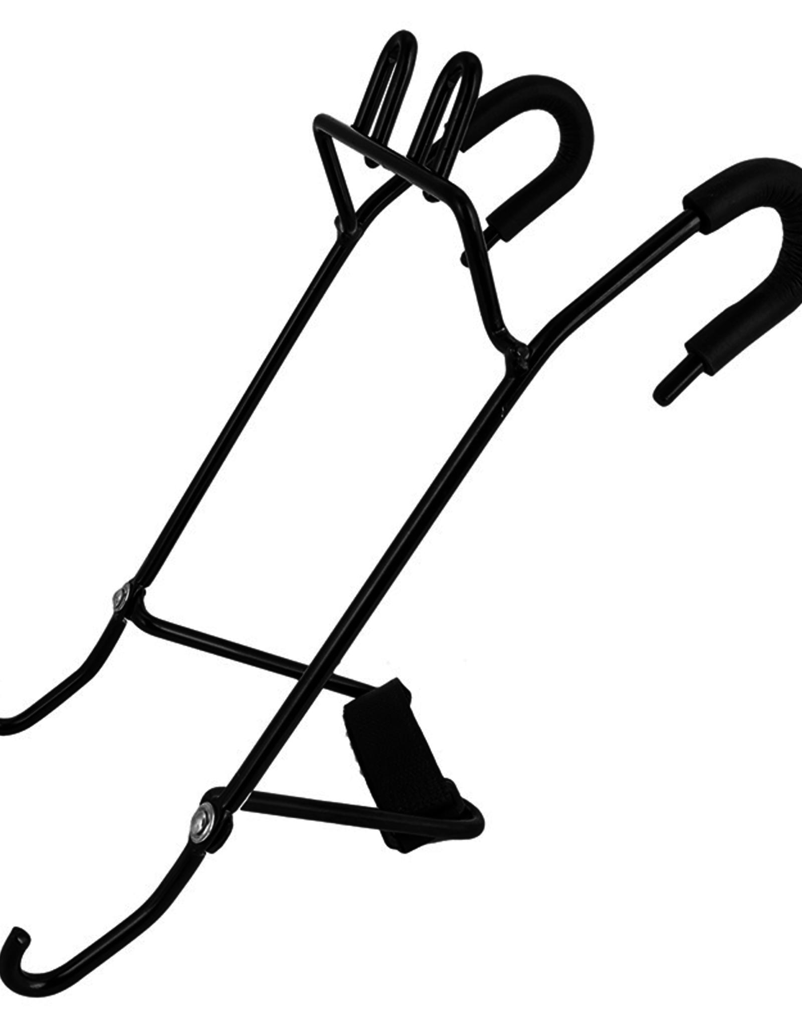 SunLite Replacement Bracket for SunLite Mesh Bottom Lift-Off Basket Black