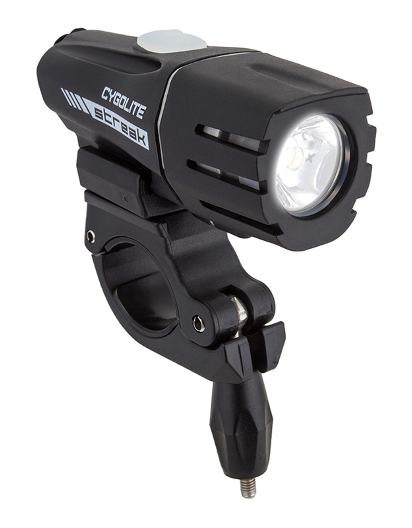 Cygolite Cygolite Streak 450 Lumen Rechargeable Headlight