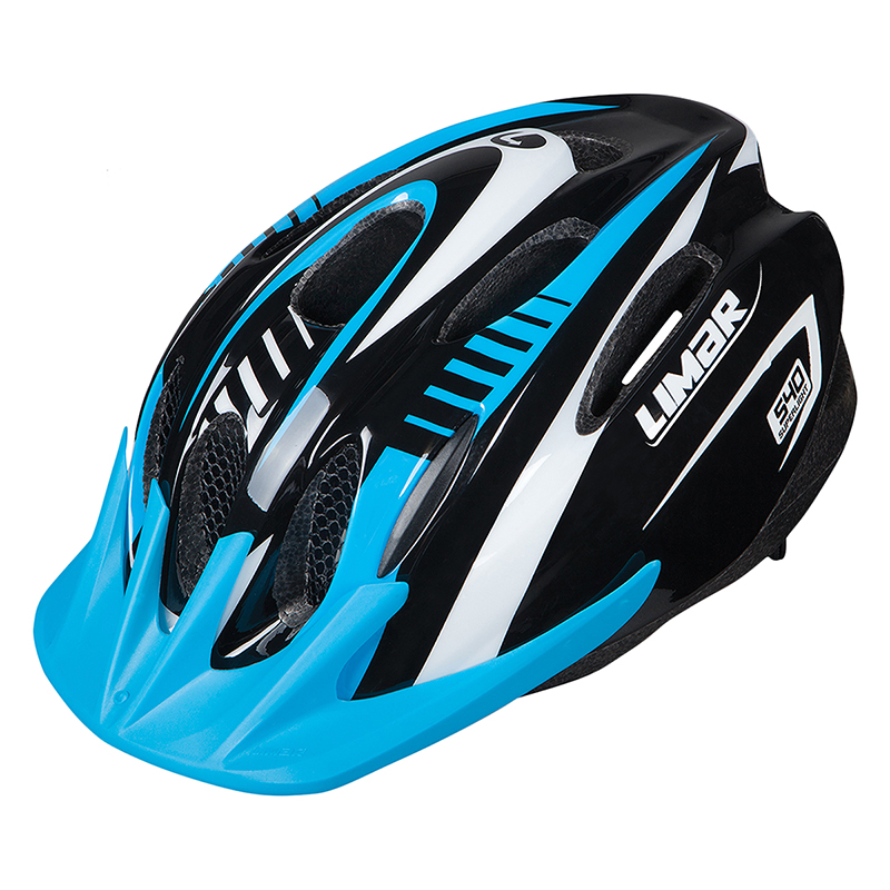 LIMAR Limar 540 Superlight Helmet, All Around, Black Blue Large