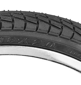 SunLite SunLite Tire 18x2.0 Kontact Black
