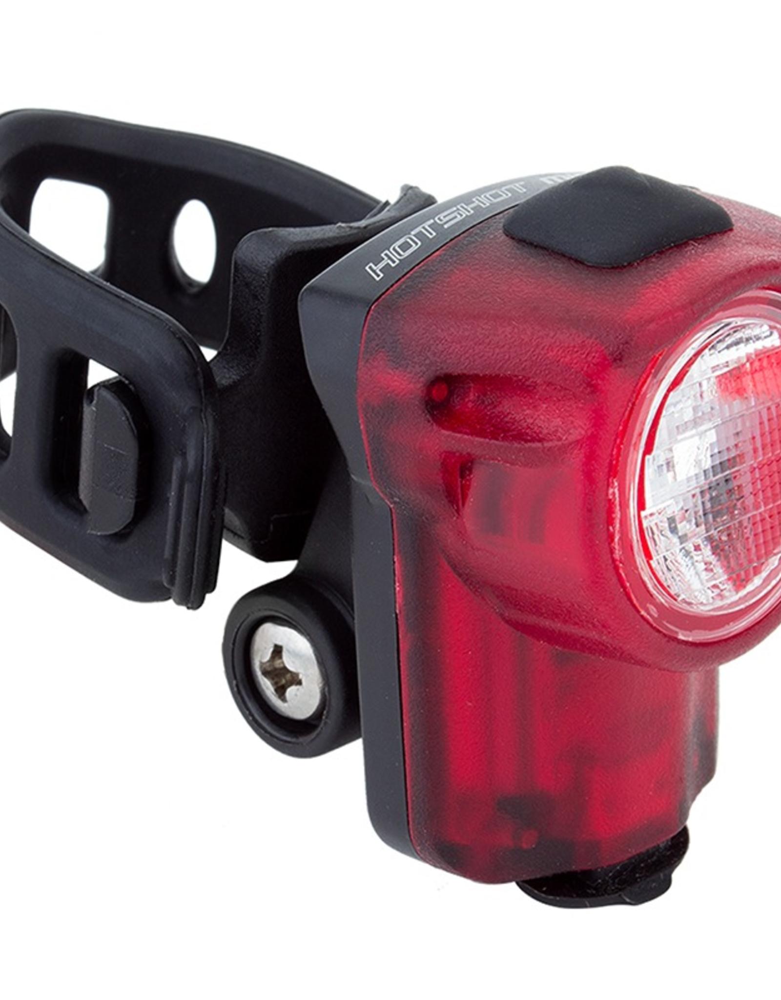 Cygolite Cygolite Hotshot Micro USB Rechargeable LED Tail Light