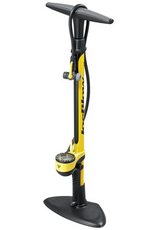 Topeak Topeak JoeBlow III floor pump, 160psi, yellow