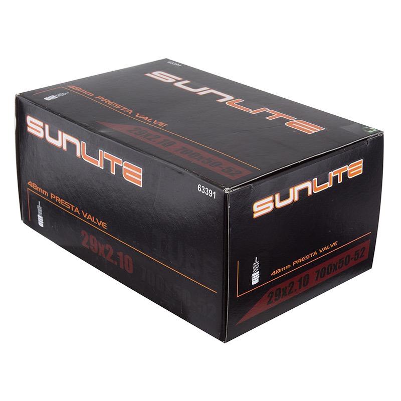 SunLite SunLite 29x2.10 (700x50-52) tube, PV 48mm