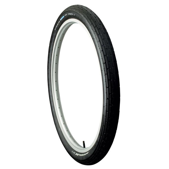 Electra Tire Schwalbe Fat Frank 26 x 2.35 Black Skinwall