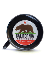 Cruiser Candy California State Pride Bear Bell