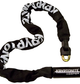Kryptonite Kryptonite Keeper 785 Integrated Chain Lock, 3 Feet, Black
