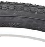 SunLite Sunlite 26 x 2.125 927 Street Tire, Sun Logo, Black/Black
