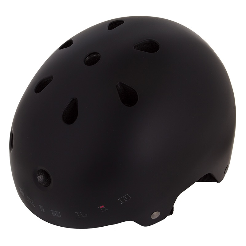 Airius Helmet airius skid lid skate helmet Sm/Med Matte Black