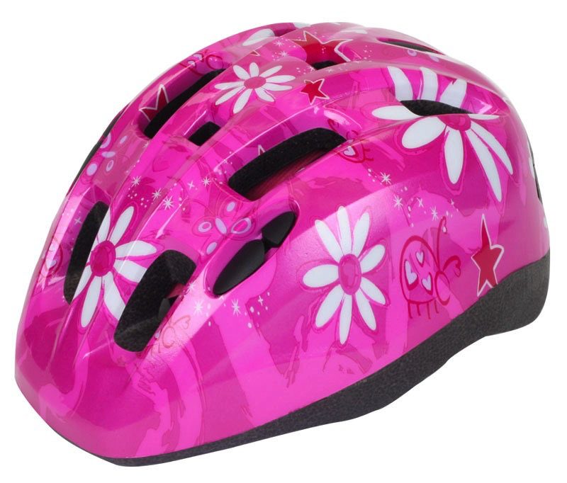 J & B Importers Aerius Xanthus V11iF Toddler xsmall pink helmet