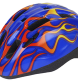 J & B Importers Aerius Xanthus V11iF Toddler xsmall blue helmet