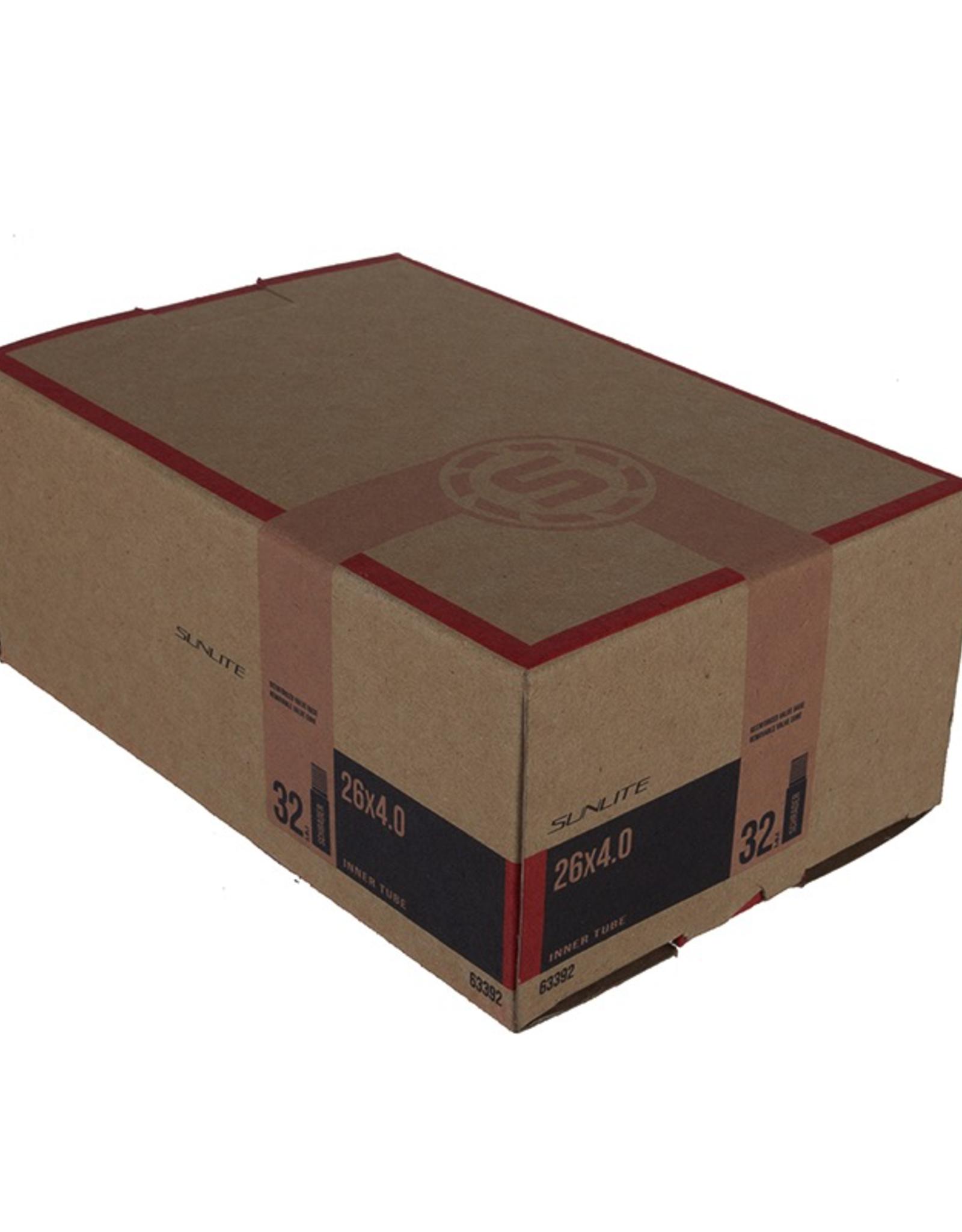 J & B Importers SunLite 26 x 4.00 Tube SV (fits Sun Spider)