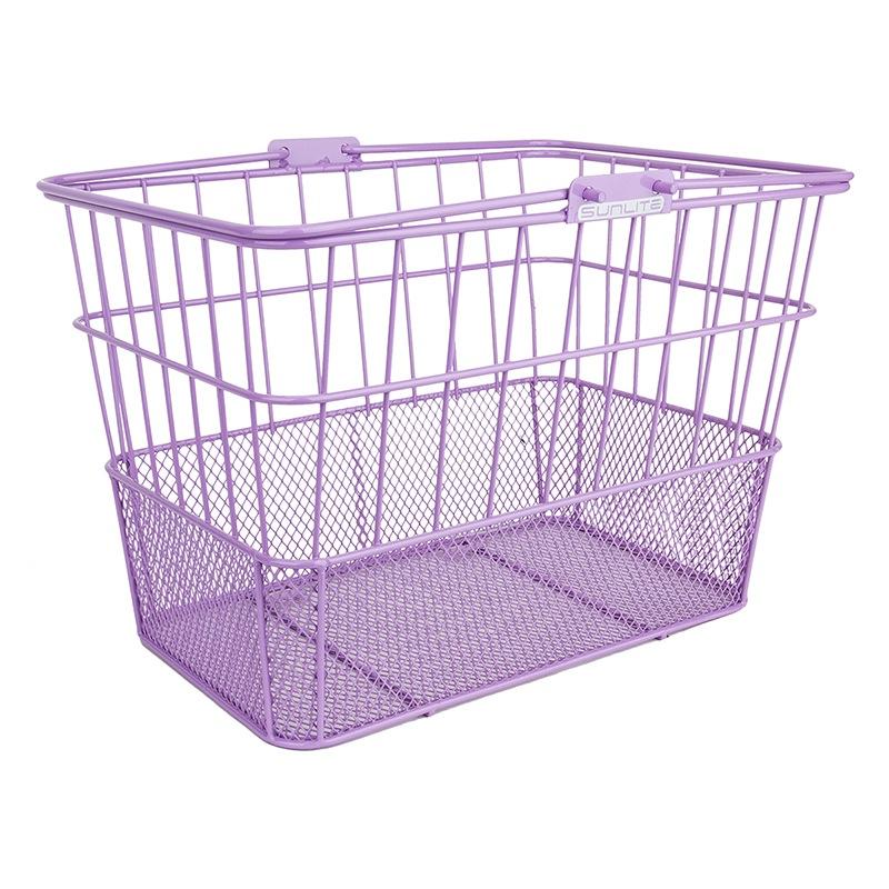 SunLite SunLite Mesh Bottom Lift-Off Basket Purple