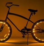 Brightz, Ltd. Wheel Brightz LED Lights Gold (ONE WHEEL)