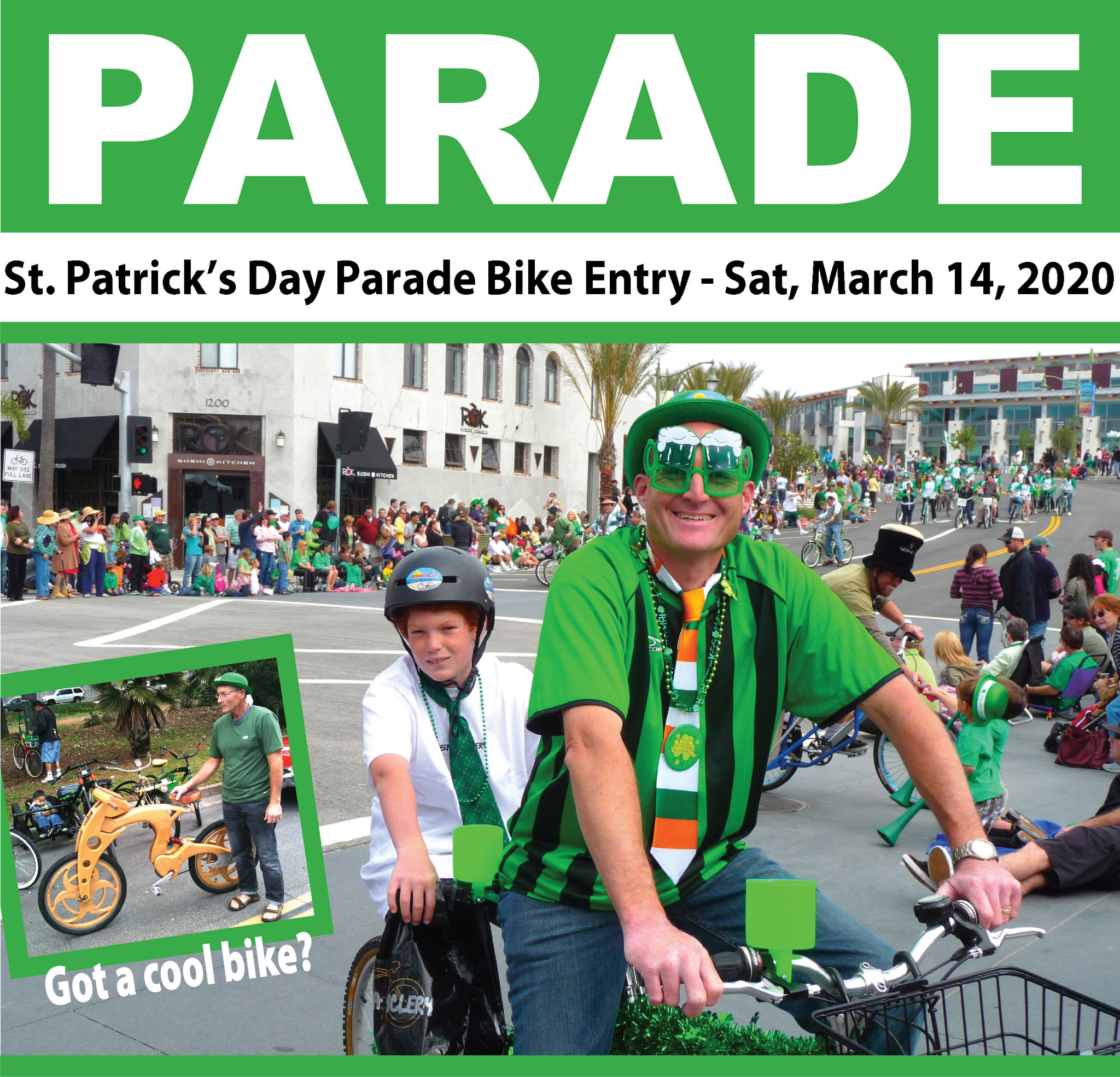 St Patricks Parade 2020